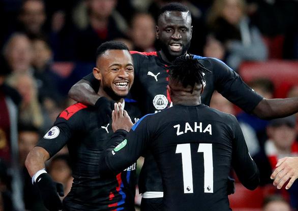 Dẫn trước 2-0, Arsenal vẫn không thắng được Crystal Palace - Ảnh 3.