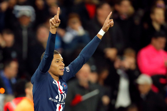 Tiểu Pele Mbappe rực sáng giúp PSG khẳng định thế độc tôn ở Ligue 1 - Ảnh 1.