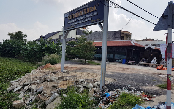 Giám đốc chiếm hơn 600m2 đất công xây nhà gần 8 năm không bị xử lý - Ảnh 1.