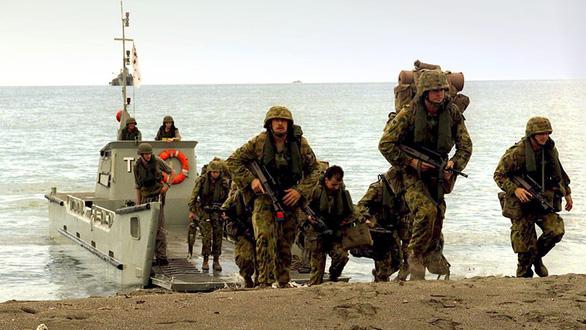 Phương Tây kháng cự mạnh việc Trung Quốc bành trướng ở Thái Bình Dương - Ảnh 1.