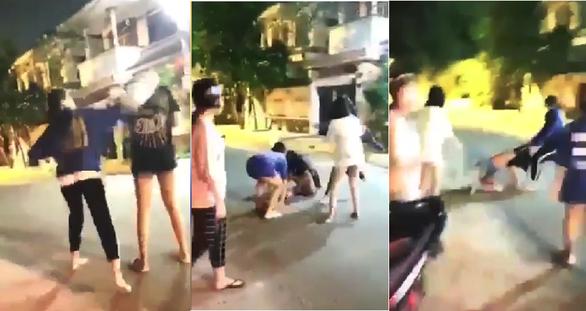 Điều tra video nữ sinh lớp 11 bị đánh 'hội đồng' ở quận Gò Vấp - Ảnh 1.