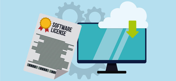 Dùng phần mềm lậu, doanh nghiệp Việt dễ bị tấn công - Ảnh 1.
