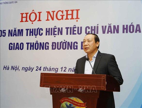 Bắt tạm giam cựu thứ trưởng Bộ GTVT Nguyễn Hồng Trường - Ảnh 1.