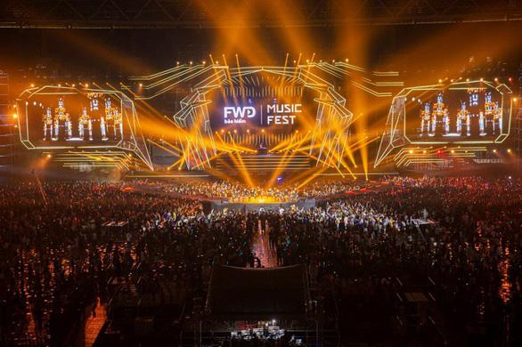 FWD Music Fest: sân khấu âm nhạc đỉnh cao của Việt Nam - Ảnh 1.