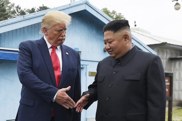 Triều Tiên nói đã hết kiên nhẫn, dọa Mỹ coi chừng mắc sai lầm lớn - Ảnh 1.
