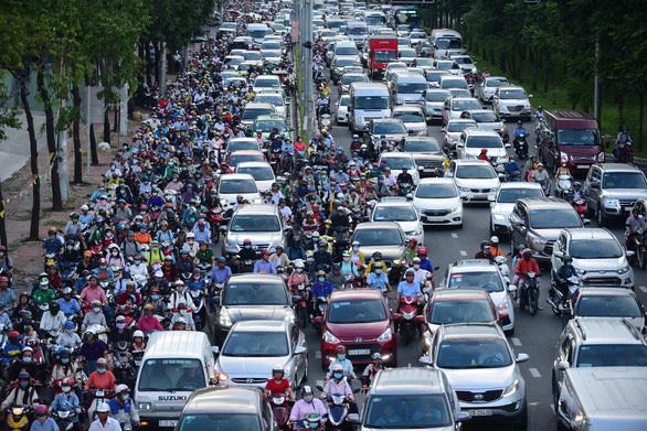 Ra tuyên bố Hà Nội nhằm hiện thực hóa thành phố thông minh ở châu Á - Ảnh 2.