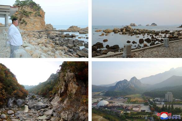 Hàn Quốc đề nghị đàm phán về việc Kim Jong Un yêu cầu đập dự án trên núi Kim Cương - Ảnh 2.