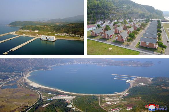 Hàn Quốc đề nghị đàm phán về việc Kim Jong Un yêu cầu đập dự án trên núi Kim Cương - Ảnh 3.