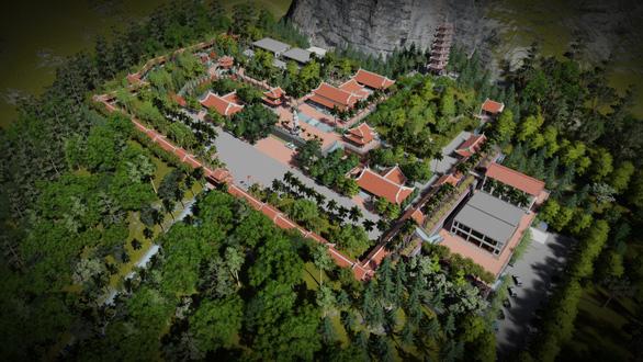 Tạm dừng thi công dự án du lịch tâm linh Lũng Cú, kiểm tra toàn diện - Ảnh 2.
