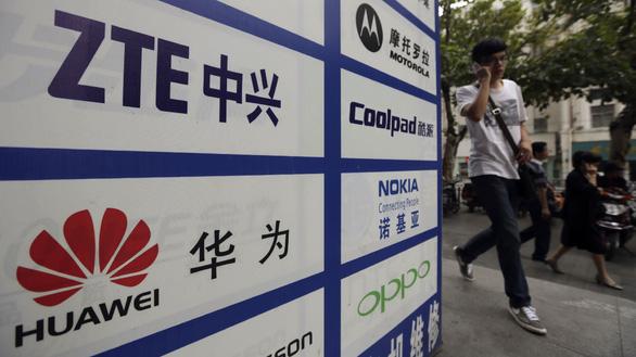 Mỹ xin ngân sách gần 2 tỉ USD để xóa sổ thiết bị của Huawei, ZTE - Ảnh 1.