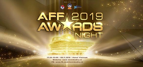 Ông Park và Quang Hải được đề cử cho AFF Awards Night 2019 - Ảnh 1.
