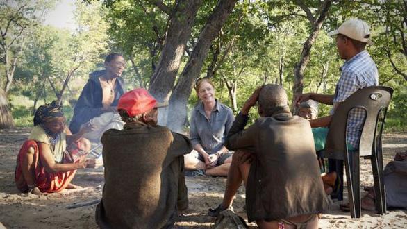 Người hiện đại có nguồn gốc Botswana, Namibia và Zimbabwe - Ảnh 1.