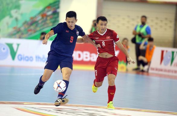 Tuyển thủ futsal Việt Nam sang Nhật Bản thi đấu 3 tháng - Ảnh 1.