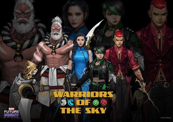 Marvel ra mắt siêu anh hùng Việt Nam mặc... sườn xám Trung Quốc - Ảnh 1.