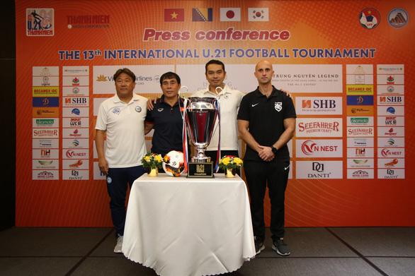 Gần 30.000 USD tiền thưởng ở Giải U21 quốc tế - Ảnh 1.