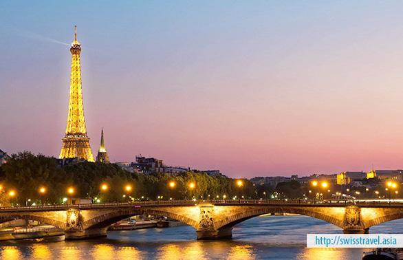 Tour Tết 2020: Thụy Sĩ, Đức, Hà Lan, Bỉ, Pháp, giá từ 22.990.000 đồng - Ảnh 5.