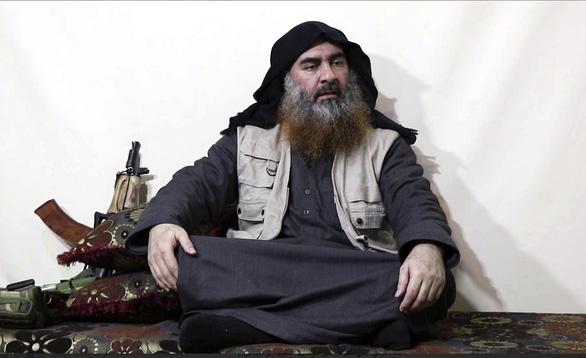 Mỹ thả thi thể thủ lĩnh tối cao IS xuống biển như Bin Laden - Ảnh 1.