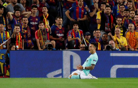 Suarez rực sáng, Barca thắng ngược Inter tại Nou Camp - Ảnh 1.