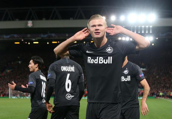 Dẫn trước Salzburg 3-0, Liverpool suýt trả giá vì sớm tự mãn - Ảnh 3.