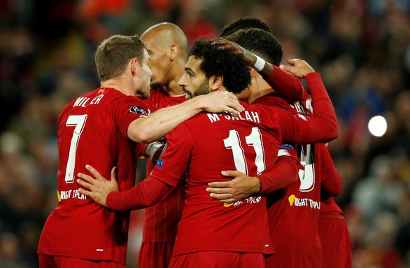 Dẫn trước Salzburg 3-0, Liverpool suýt trả giá vì sớm tự mãn - Ảnh 1.
