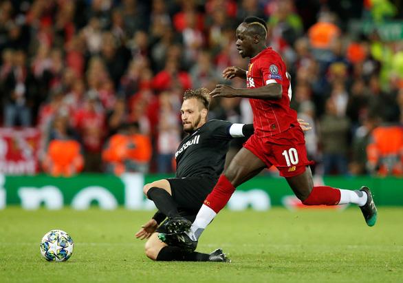 Dẫn trước Salzburg 3-0, Liverpool suýt trả giá vì sớm tự mãn - Ảnh 2.