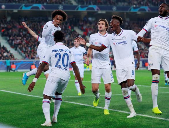 Chelsea thắng trận đầu tay, Ajax đè bẹp Valencia ở Champions League - Ảnh 2.