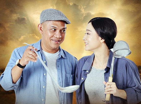 Color man Bửu Điền trở thành  Bố già bolero - Ảnh 1.