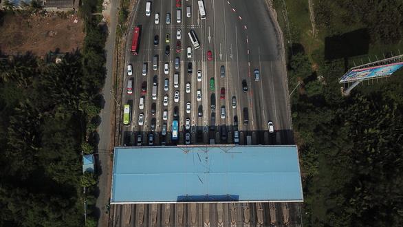 48.000 xe quá tải đi vô cao tốc bị buộc quay đầu - Ảnh 1.