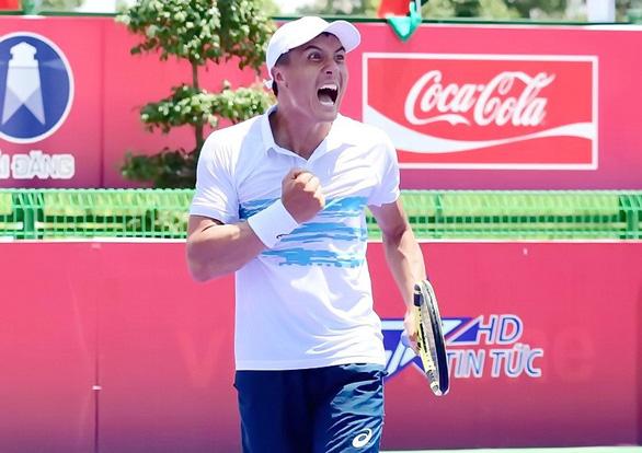 Lý Hoàng Nam vào tứ kết Giải ITF World Tennis Tour M25 - Ảnh 2.