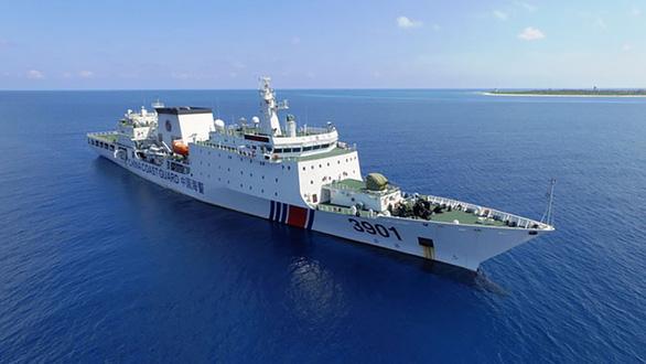 Yêu cầu Trung Quốc chấm dứt ngay xâm phạm vùng biển Việt Nam - Ảnh 1.
