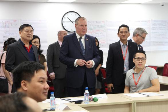 Việt Nam - Anh sẽ bàn thỏa thuận thương mại sau Brexit - Ảnh 2.