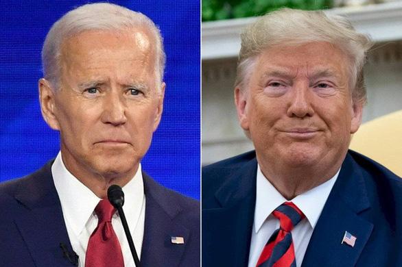 Ông Joe Biden: 'Ông Trump chơi trò bắt nạt vì sợ tôi!' - Ảnh 2.