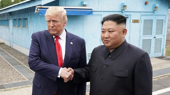 Hàng xịn trong thông điệp tên lửa mới của Triều Tiên - Ảnh 1.