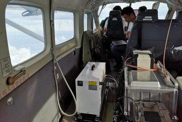 Trung Quốc bí mật thử laser dò tàu ngầm trên Biển Đông - Ảnh 2.