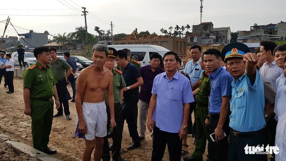 Chủ tịch Hải Phòng chỉ đạo nóng vụ giang hồ cướp đất - Ảnh 1.