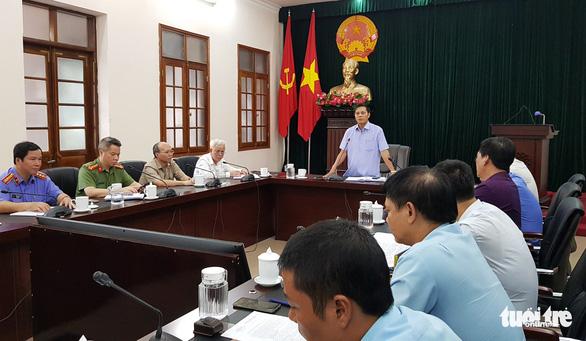 Chủ tịch Hải Phòng chỉ đạo nóng vụ giang hồ cướp đất - Ảnh 3.