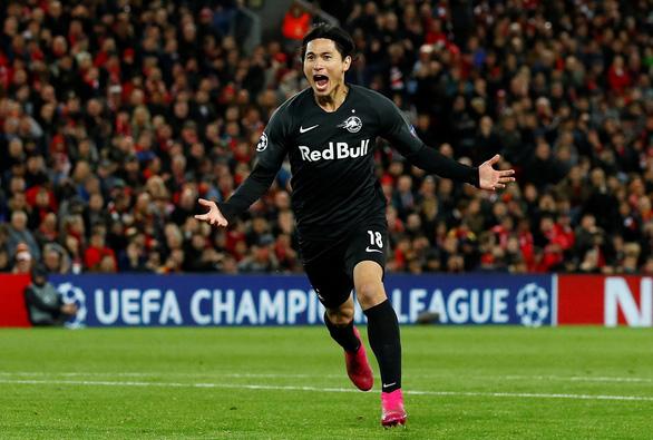 Cầu thủ Nhật sút tung lưới Liverpool từng 'bó tay' trước Văn Lâm ở Asian Cup - Ảnh 2.