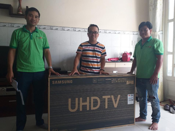 Hé lộ lí do TV Samsung được người tiêu dùng yêu thích hàng chục năm - Ảnh 1.