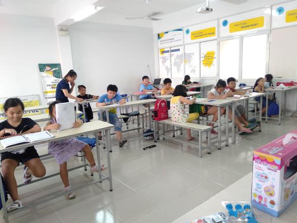 Toán trí tuệ Abacus Master Việt Nam khai trương chi nhánh quận Bình Tân - Ảnh 2.