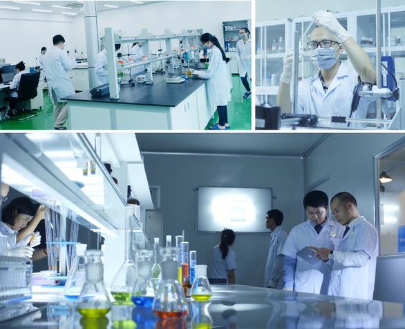 Bio Cosmetics tập trung để mọi sản phẩm đều đạt CGMP-ASEAN và ISO 22716 - Ảnh 2.