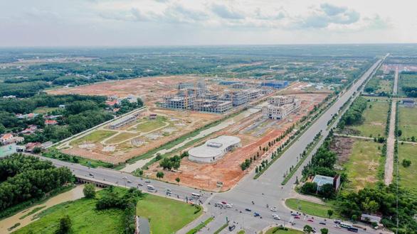 Bến Cát sắp có trung tâm thương mại, đại học quốc tế - Ảnh 3.