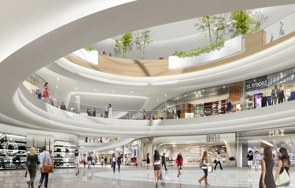Bến Cát sắp có trung tâm thương mại, đại học quốc tế - Ảnh 5.