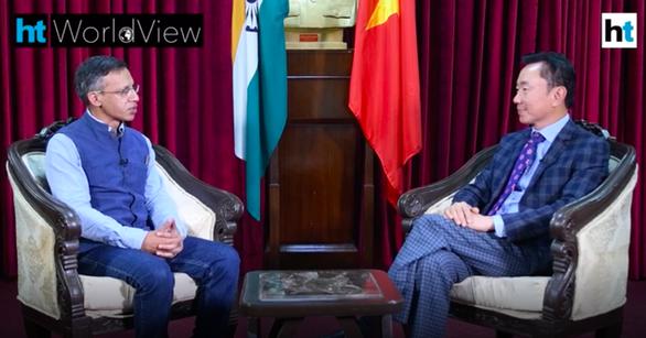 Việt Nam sẽ nêu tình hình Biển Đông trong đối thoại an ninh với Ấn Độ - Ảnh 1.