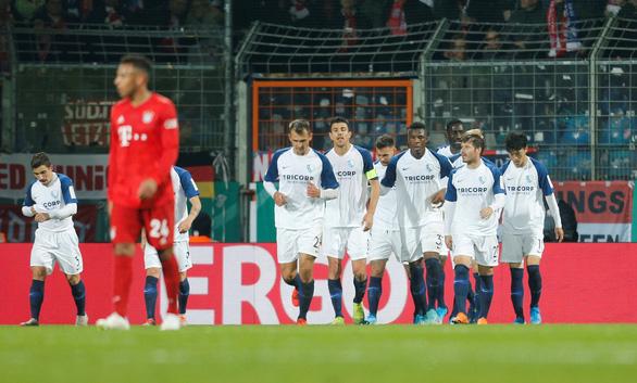 Bayern Munich vất vả hạ 10 cầu thủ Bochum ở Cúp quốc gia Đức - Ảnh 1.