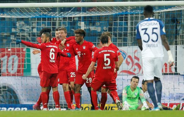 Bayern Munich vất vả hạ 10 cầu thủ Bochum ở Cúp quốc gia Đức - Ảnh 2.