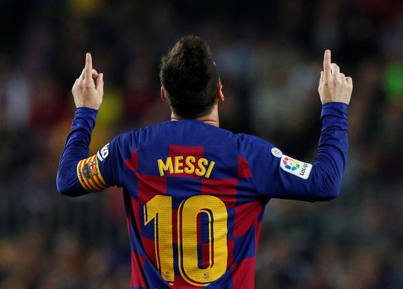 Messi trở lại đỉnh cao, Barca đè bẹp Valladolid - Ảnh 2.