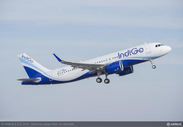 Airbus trúng đơn hàng 300 chiếc máy bay từ Ấn Độ - Ảnh 1.