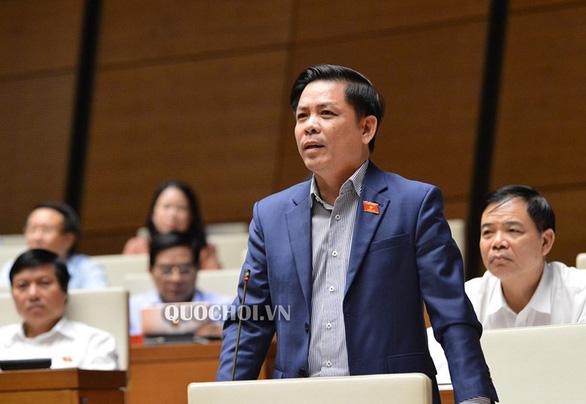 Bộ trưởng Nguyễn Văn Thể: Đến cuối năm giải ngân thêm 10.000 tỉ đồng - Ảnh 1.