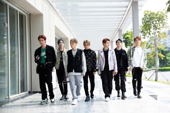 Ra mắt nhóm nhạc Việt D1VERSE theo tiêu chuẩn Hàn - Ảnh 2.