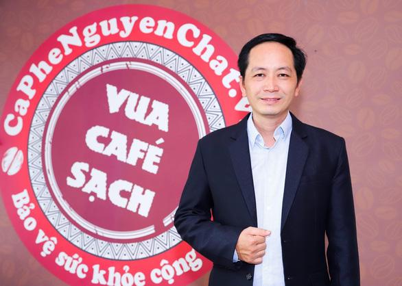 Cafe nhượng quyền 0 đồng Nguyen Chat Coffee & Tea dùng 100% ly giấy - Ảnh 1.